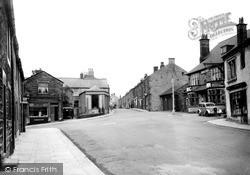 Longridge, Market Place c.1950