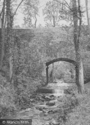 Longridge, Old Brock Bridge c.1950