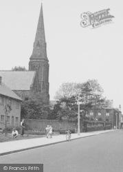 Longridge, Preston Road c.1955