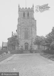 Longridge, St Paul's Church c.1955