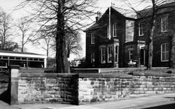 Longridge, The Council Offices c.1965