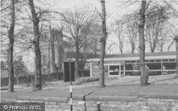 Longridge, The County Library c.1965