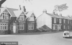 Longridge, The Duke William Inn c.1965