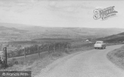 Longridge, View From Jeffrey Hill c.1960
