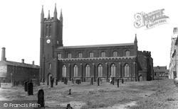 Longton, Church Of St James The Less c.1955
