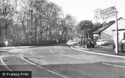 Longton, Ram's Head Corner c.1955