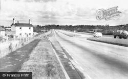 Longton, The Bypass c.1955