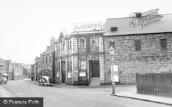 Longton, Upper Normacot Road c.1955