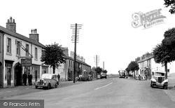 Longtown, High Street 1950