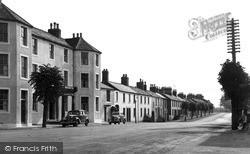 Longtown, High Street c.1950