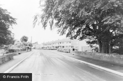 Longtown, Netherby Road c.1965