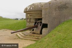 Two Bunkers Of The Battery 2008, Longues-Sur-Mer
