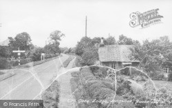 Longwick, Toll Gate Lodge c.1955