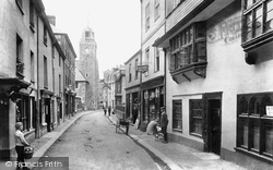 Fore Street 1906, Looe