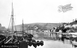 From The Bridge 1893, Looe