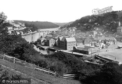 From The South 1893, Looe