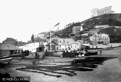 Lifeboat House 1888, Looe