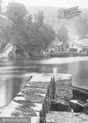 Looe, Little Pier c.1879
