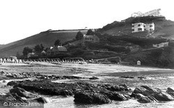 Millendreath Beach c.1955, Looe