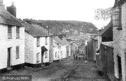 Street 1901, Looe