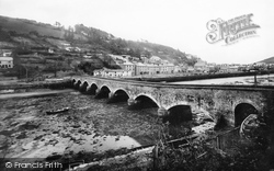 The Bridge 1888, Looe
