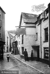 The Bullers Arms, Old Fore Street 1906, Looe