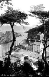 The Harbour 1893, Looe