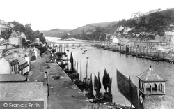 The Harbour 1901, Looe