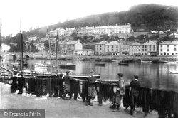The Harbour 1906, Looe