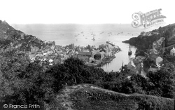 The Harbour 1907, Looe