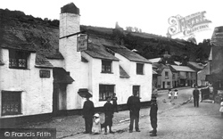 The Jolly Sailor 1906, Looe