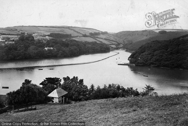 Photo of Looe, the Mill Pool 1912