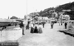 The Pier 1906, Looe