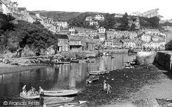 The West Bank c.1955, Looe