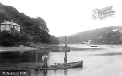 Trenant Point 1906, Looe
