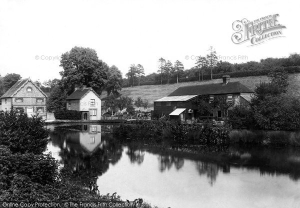 Loose,Little Ivy Mill 1898,Kent
