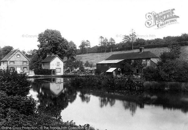 Loose,Little Ivy Mill 1898,Kent