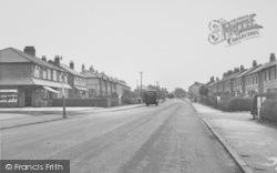 Lostock Hall, Brownedge Road c.1955