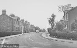 Lostock Hall, Croston Road c.1955