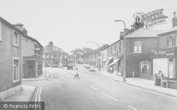 Lostock Hall, Leyland Road c.1965