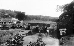 Lostwithiel, Bridge 1906