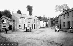 Lostwithiel, Bridgend 1906