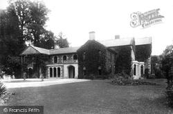 Lostwithiel, Castle House 1898
