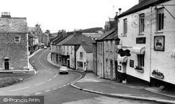 Lostwithiel, Edgecombe Road c.1960