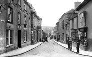 Lostwithiel, Fore Street 1906