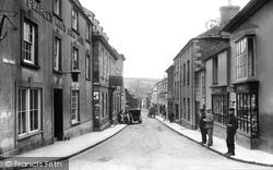 Lostwithiel, Fore Street 1906