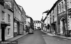 Lostwithiel, Fore Street c.1955