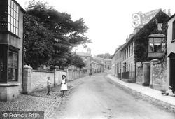 Lostwithiel, North Street 1906