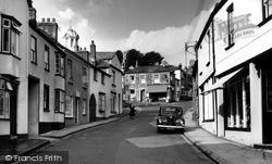 Lostwithiel, North Street c.1955