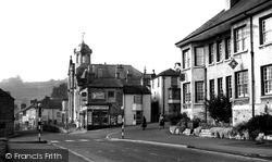 Lostwithiel, Queen Street c.1955